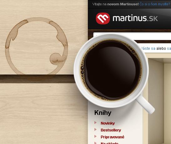 Martinus.sk - Knihy pre vás