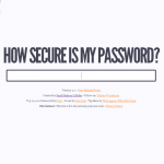 how-secure-is-my-password